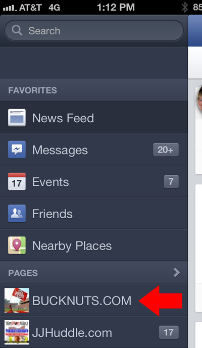 how to add twitter to facebook page i manage